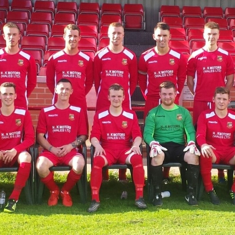 CHIRK AAA beat FC Nomads 2 - 3