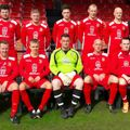 CHIRK AAA RESERVES beat Queens Park 0 - 2