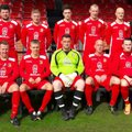 CHIRK AAA RESERVES lose to FC Nomads Reserves 0 - 4