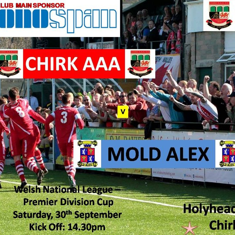 CHIRK AAA v MOLD ALEX