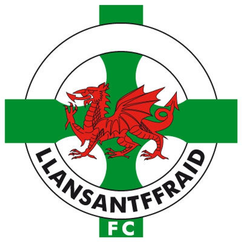 CHIRK AAA RES v LLANSANTFFRAID FC