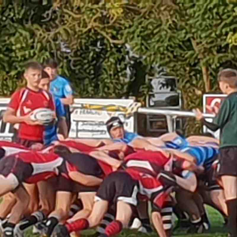 Colts - 29-08-18 Brixham