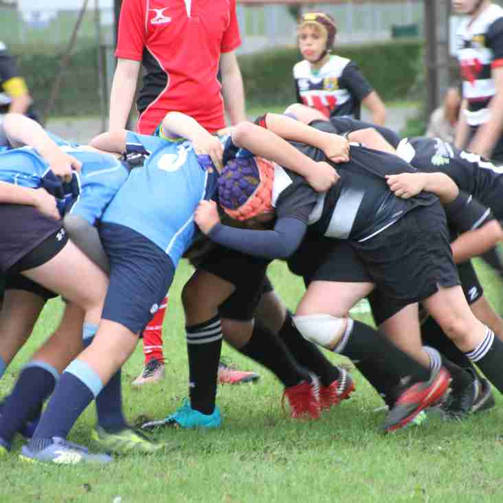 Junior Season Underway - Match Report from U13s away to Tiverton