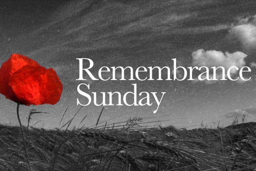 Remembrance Sunday 11th November 2018