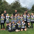 Under 11s Squad - First Match of the Season