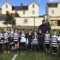 A great game of rugby against our local rivals