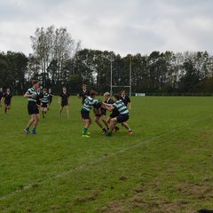 Dorchester U18's v Wimborne Colts
