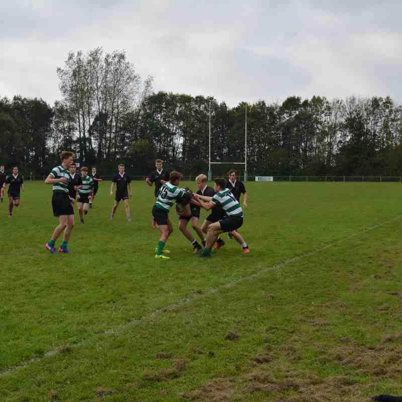Dorchester U18's v Wimborne Colts