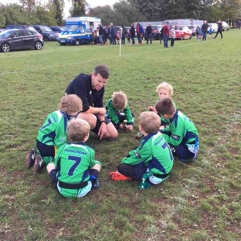 Under 7s team pictures