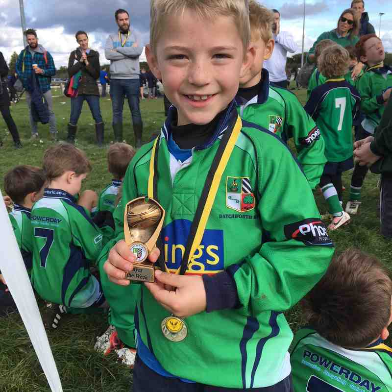Under 7s Player of the Week