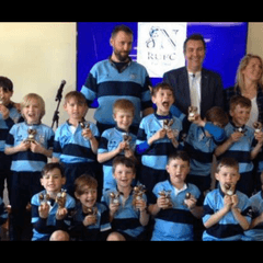 Under 8's Celebration of achievement