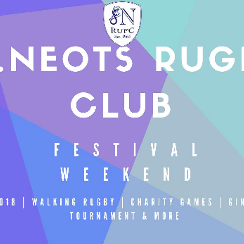 St Neots Festival 20th/21st/22nd April