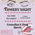 Comedy Night - Adult Only!