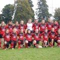 Oswestry U18's Girls  V Shrewsbury & Port Sunlight Rugby Club