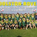 Woolston Rovers Rugby League Club vs. Oldham St Annes