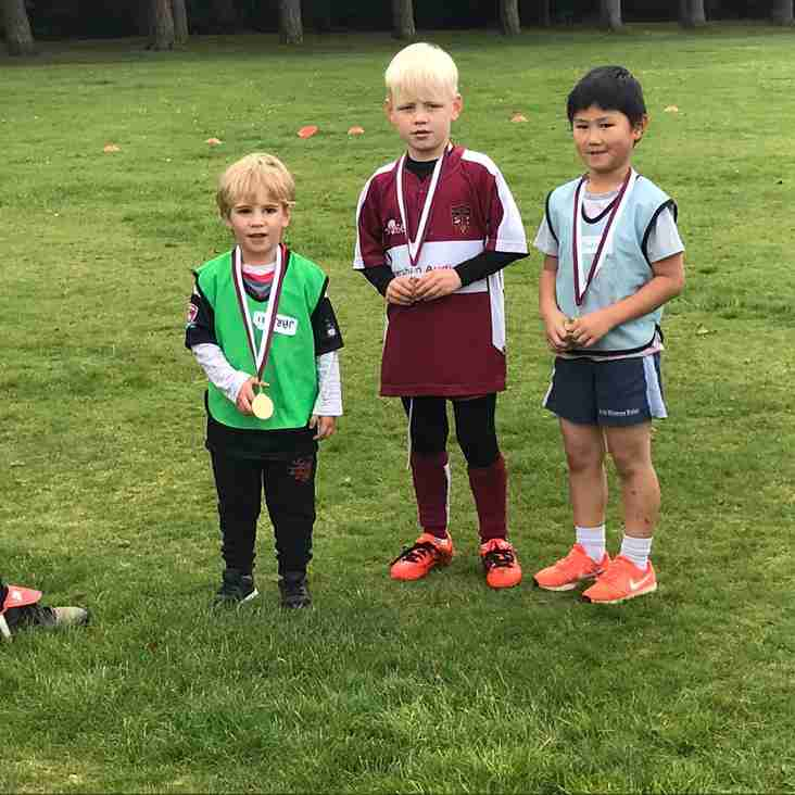 U5/U6 Players of the Week - 08 October 2017
