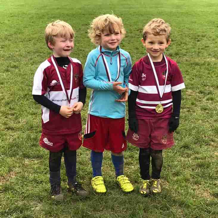 U5/U6 Players of the Week - 15 October 2017