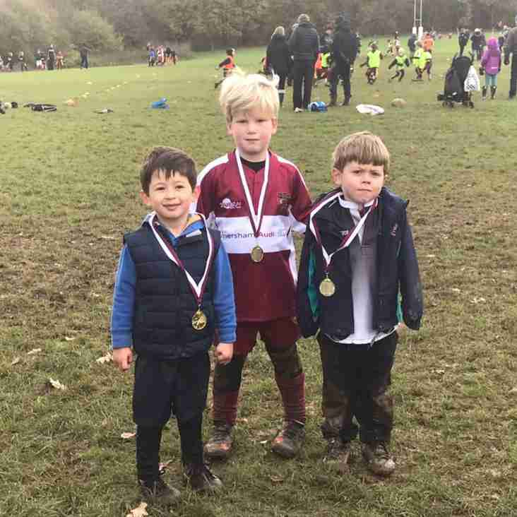 U5/U6 Players of the Week - 12 November 2017