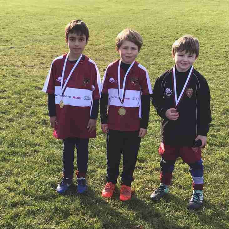 U5/U6 Players of the Week - 19 November 2017
