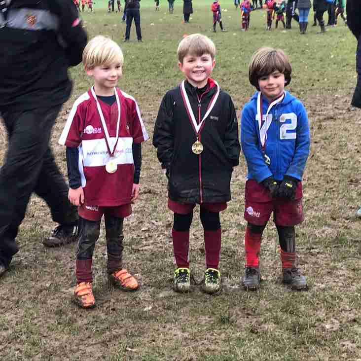 U5/U6 Players of the Week - 03 December 2017
