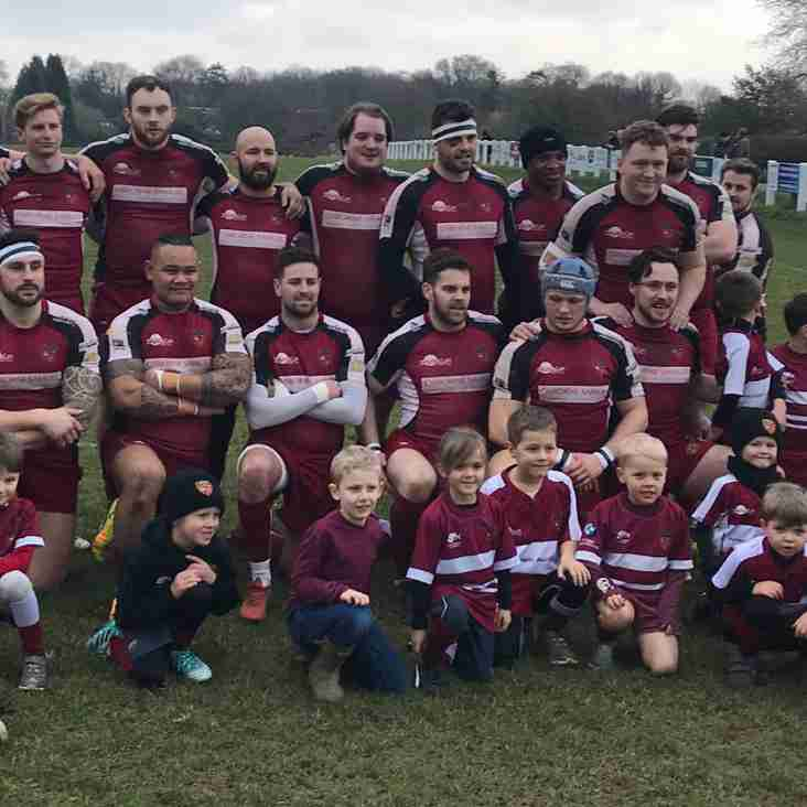 U5/U6 - 1st XV Supporters - 13 January 2018