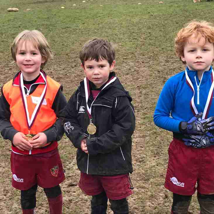 U5/U6 Players of the Week - 14 January 2018