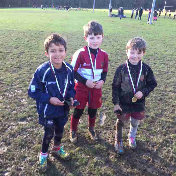 U7 Players of the Week - 09 December 2018