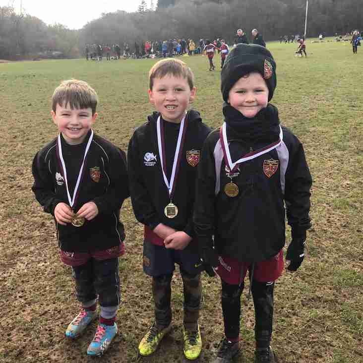 U7 Players of the Week - 13 January 2019