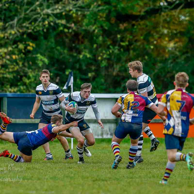 Chippenham 1st XV v Oxford Harlequins 11/11/17