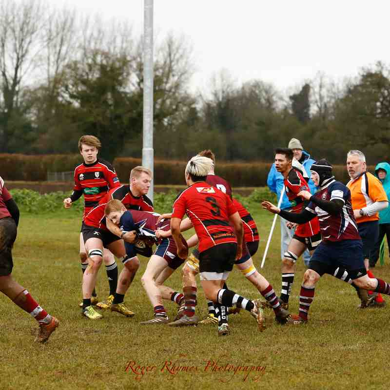 Chippenham Development Squad v Bletchley RFC  10/2/18