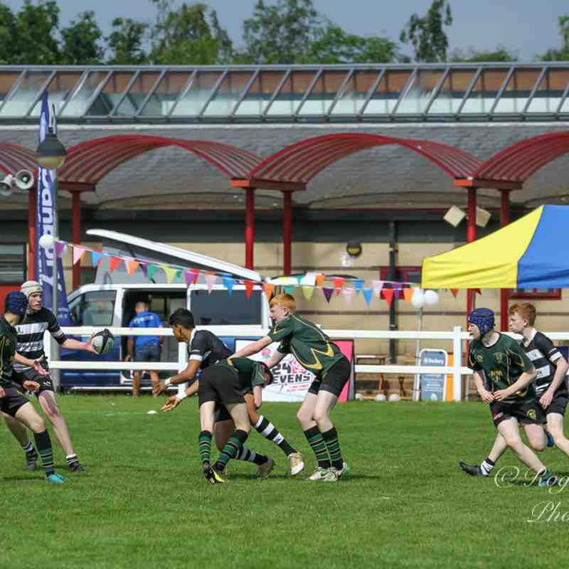 Chippenham A & B .  At SouthWest 7s
