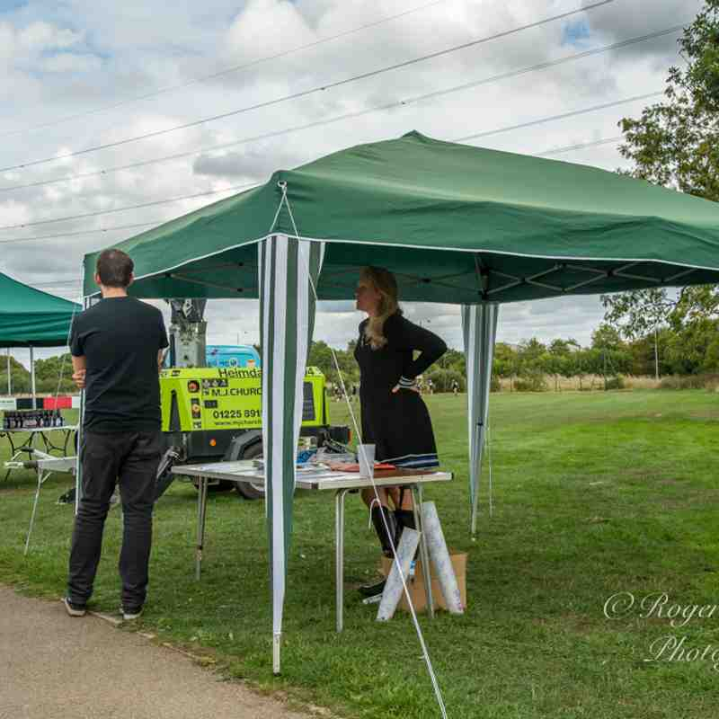 Food & drink Festival 8/9/18. 1stXV v Wimborne