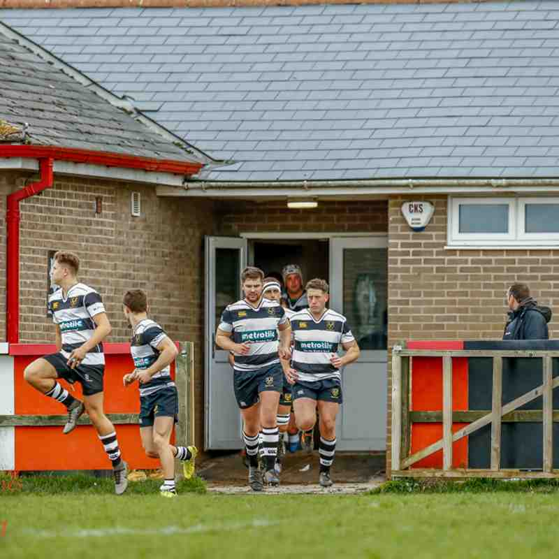Chippenham 1st v Oxford Harlequins. 29 - 24.  3/11/18
