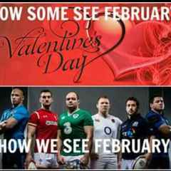 LOVE YOUR 6 NATIONS RUGBY AT WATERLOO ROAD
