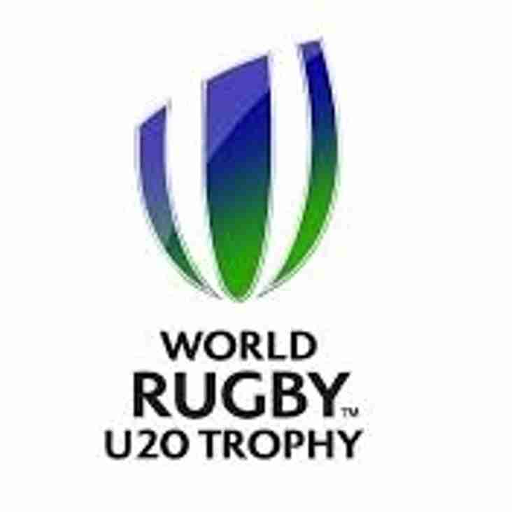 TICKETS STILL AVAILABLE. WORLD RUGBY U20 CHAMPIONSHIP FINAL ENGLAND v IRELAND