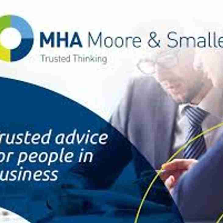 SOUTHPORT RFC CAN COUNT ON THE SUPPORT OF MHA MOORE AND SMALLEY