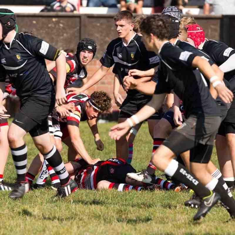 Brixham U16's v Teignmouth