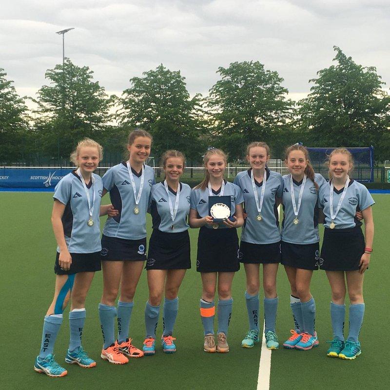 Edinburgh Hockey Club Youth Selection Success 2018