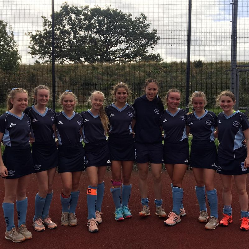 U16 East District Success at the 2018 Notts Sport Inter-District Scottish Hockey tournament
