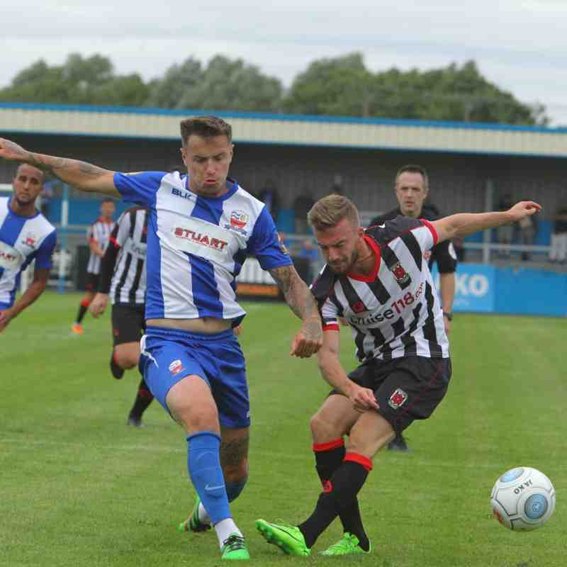 Nuneaton Borough 0 Chorley 1 (11.08.2018)