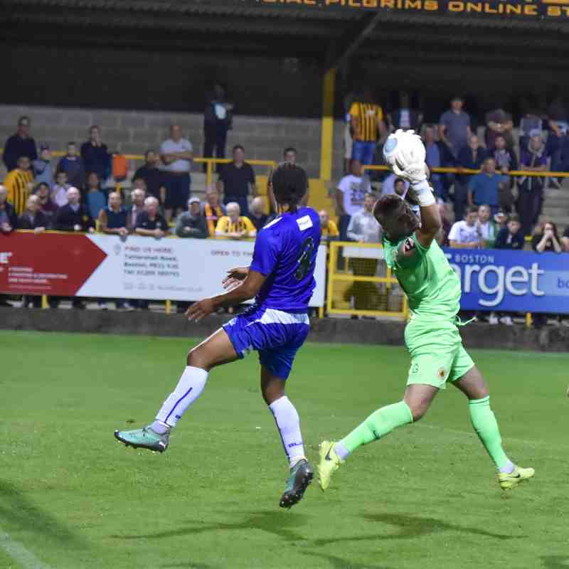 Boston United 2 Nuneaton Borough 1 (14.08.2018)