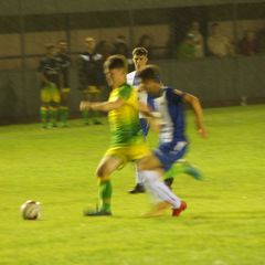 Bustleholme Youth 0-2 Nuneaton Borough Academy 18.09.2018