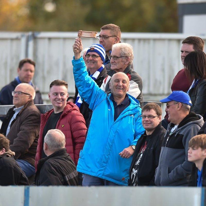 MATCH REPORT: Nuneaton Borough 0-6 Bradford Park Avenue