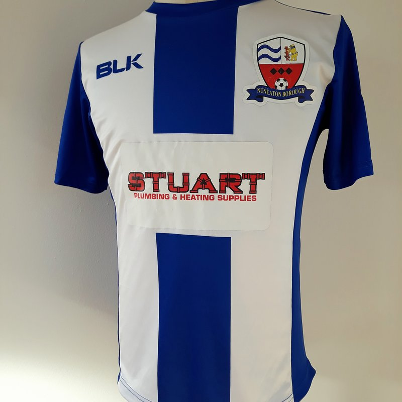 ON SALE NOW: Match Worn Shirts for £25