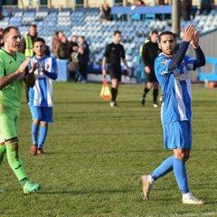 Nuneaton Borough 1-2 AFC Telford United
