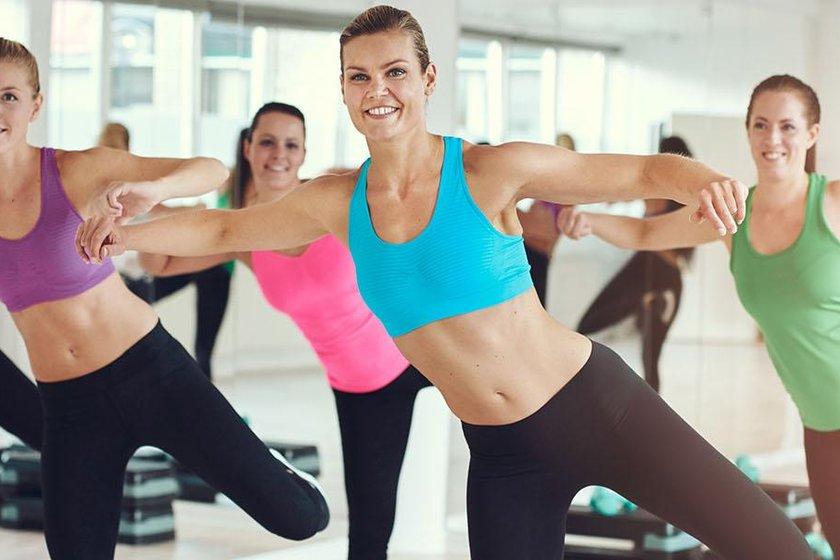 Arumba Fitness Class