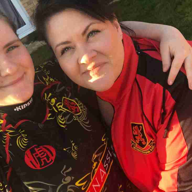 Wymondham girls take on EC trials
