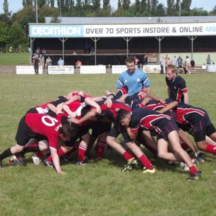 Walsall crowned winners against Queen Mary's