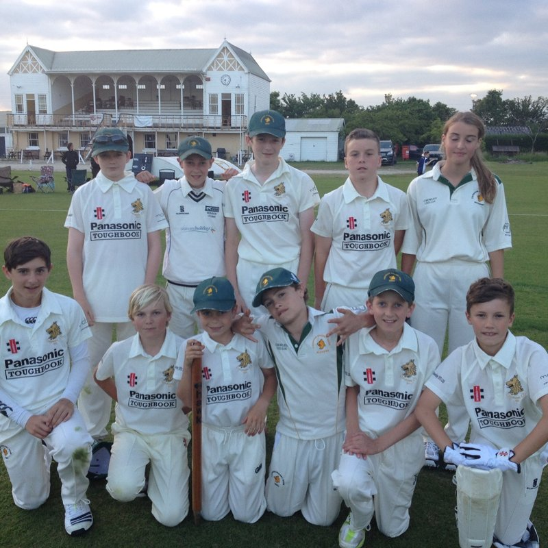 Corsham: a hotbed of youth cricket