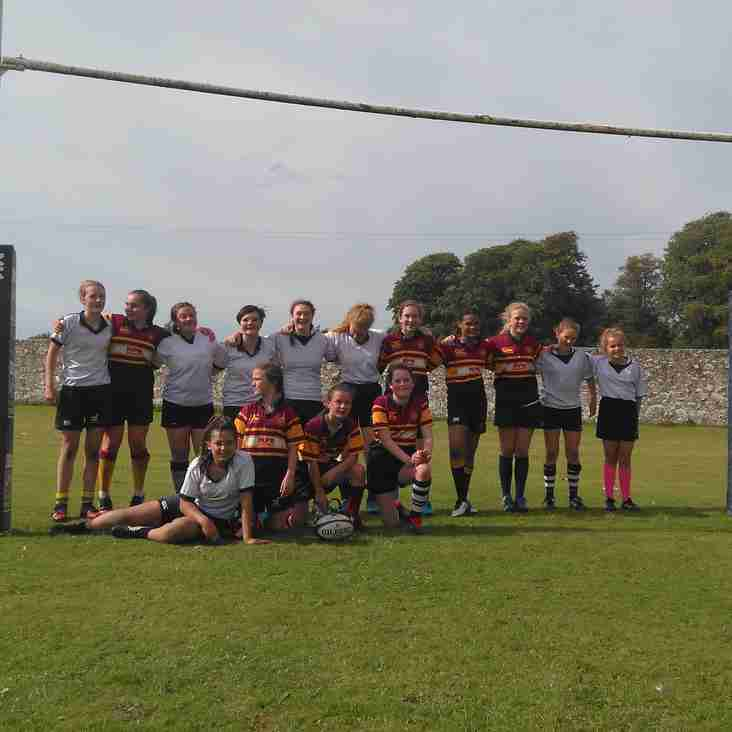 Deeside Girls help Grampian Girls secure 1st place in North Merit Conference